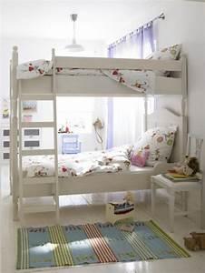 Kinderzimmer Für Zwei : bunte und bequeme kinder bett designs f r ihre kleine prinzessin ~ Indierocktalk.com Haus und Dekorationen