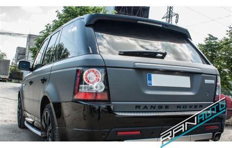 Aizmugurējais Spoileris Range Rover Sport L320 (2010-2013) _ auto / piederumi / aksesuāri
