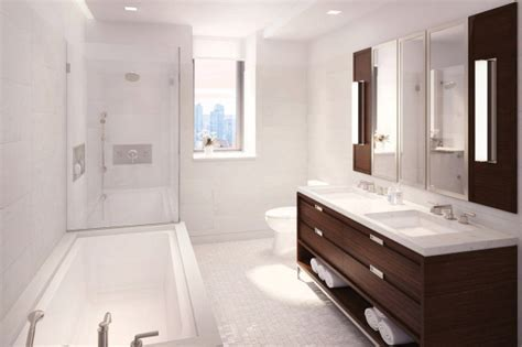 Clean and Refreshing Look with Bianco Dolomiti Marble