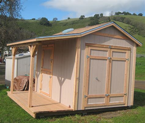 a tool shed hill california california custom sheds bonanza roof package