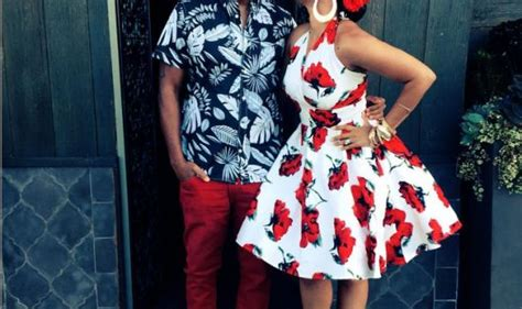 Cute Couple Corey Hardrict And Tia Mowry Hardrict Attended