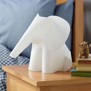 Elephant, Lamp, Nightlight