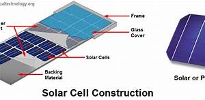 How To Make Simple Solar Cell  Working Of Photovoltaic Cell