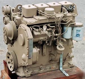 New Cummins 4b 3 9l Diesel Engine
