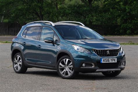 Peugeot 2008 Suv 2014 Pictures