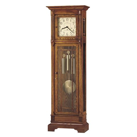 mission style bed howard miller 610804 greene grandfather clock atg stores