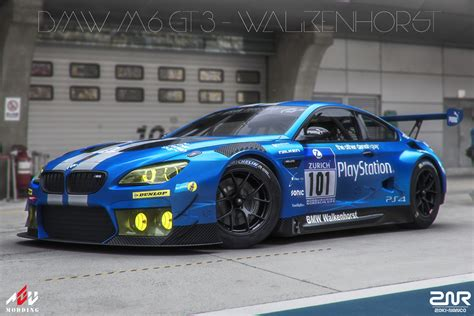 artstation bmw  gt walkenhorst zoki nanco