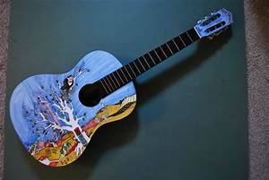 14 Cool Guitar Designs Images - Cool Guitar Designs ...