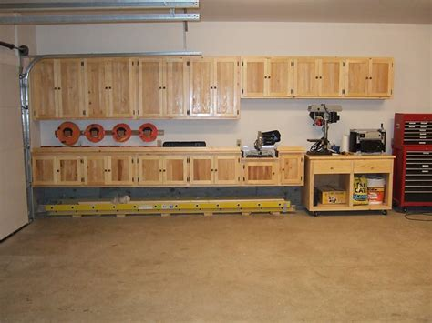 building plywood cabinets for garage storage cabinets diy garage storage cabinets