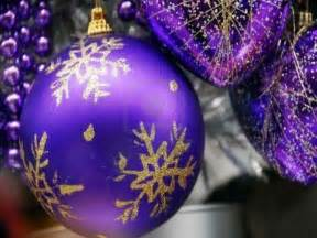 decoration amazing purple and silver christmas tree decorations for your modern home decor