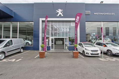 Peugeot Metin Chelles  Concessionnaire Peugeot Chelles