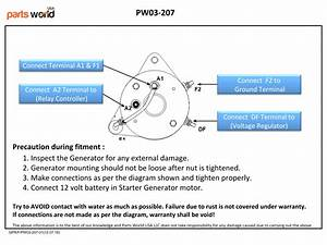 Golf Cart Starter Generator Wiring Diagram