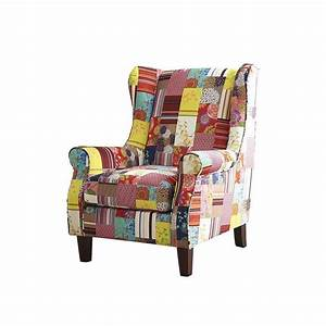 Ohrensessel Bunt Mit Hocker : die besten 25 ohrensessel patchwork ideen auf pinterest patchwork sofa collins m bel und ~ Bigdaddyawards.com Haus und Dekorationen