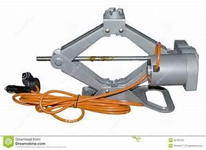 Cric Electrique Voiture : cric de voiture lectrique photos stock image 30135193 ~ Melissatoandfro.com Idées de Décoration