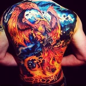 phoenix fire tattoos - Google Search | Tattoos | Pinterest ...