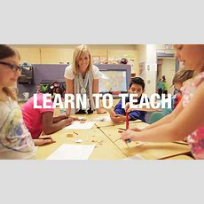Elementary Education, Learn To Teach Youtube