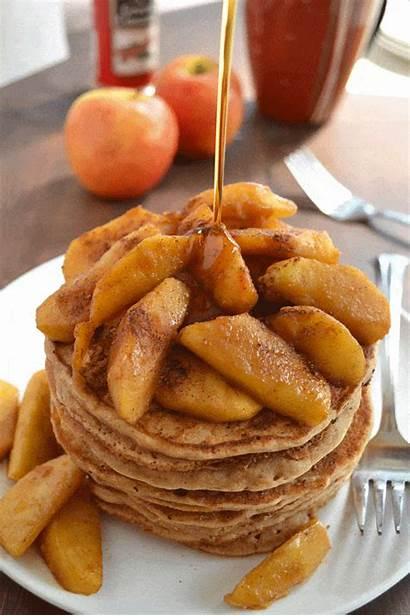 Pie Pancakes Apple Ricotta Wholeandheavenlyoven Basically Speak