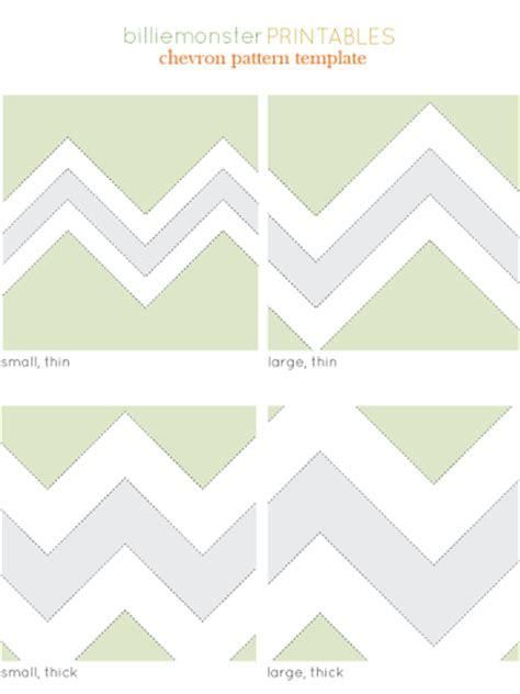 chevron template free chevron pattern templates u create