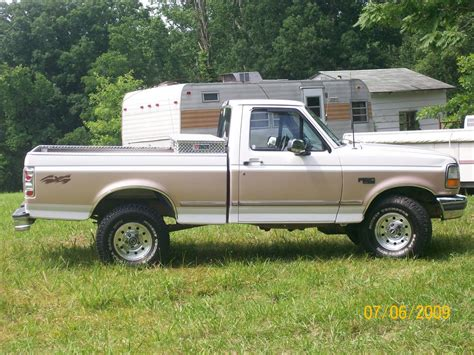 1996 Ford F 150 Specifications by Johnwayne88 1996 Ford F150 Regular Cab Specs Photos