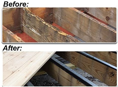 Vycor Deck Protector 4 X 75 by Deckwise Joist Self Adhesive Deck 3 Quot X 75