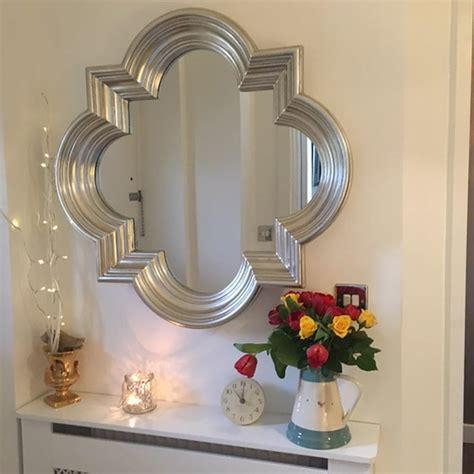 large mirrorscontemporary mirrormodern wall mirror candle  blue