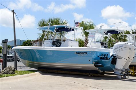 Boats Bluewater by 2015 Bluewater 2850 Sold The Hull Boating And