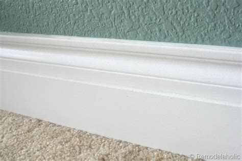 How To Caulk Moldings  Fingers, Agree With And The O'jays