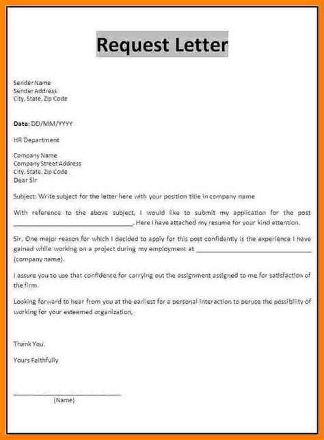 appeal request letter sample appeal letter
