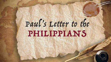 paul039s letter to the philippians media vienna christian center