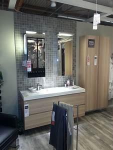 Catalogue Salle De Bains Ikea : 114 best d co sdb images on pinterest bathroom half bathrooms and small shower room ~ Dode.kayakingforconservation.com Idées de Décoration