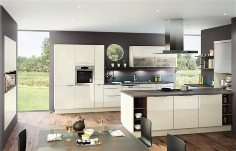 Moderne Küchen, Designküchen Bei Laserer