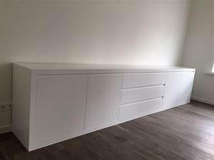 Tischdecke 3 Meter Lang : xxl dressoir 4 meter lang mat wit dressoirs op maat pinterest ~ Frokenaadalensverden.com Haus und Dekorationen