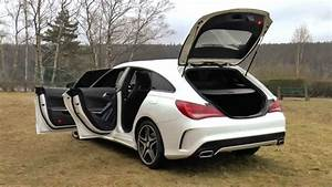 Mercedes Benz Cla 180 Shooting Brake : mercedes cla shooting brake essai auto center be youtube ~ Jslefanu.com Haus und Dekorationen