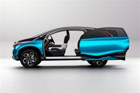 cars with sliding doors honda vision xs 1 concept car design