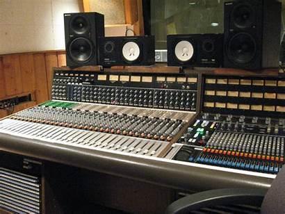 Studio Rca Nashville Mixing Historic Board Equipment