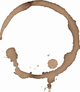 6 Coffee Stain Rings (PNG Transparent) | OnlyGFX.com