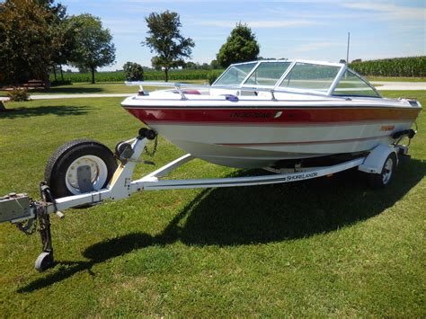 Used Rinker Boats For Sale by Rinker 170v 1988 For Sale For 99 Boats From Usa
