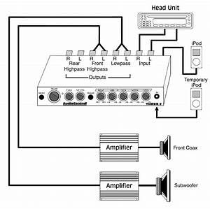 Dual Xpr4640 Car Amp Wiring Diagram