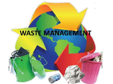 Waste Management Ppt Waste Management Powerpoint Presentation Id 4873528