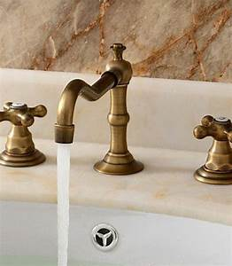Mitigeur Lavabo Retro : choisissez un joli lavabo retro pour votre salle de bain ~ Edinachiropracticcenter.com Idées de Décoration