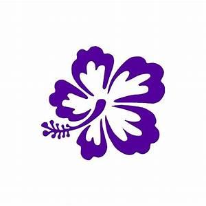 Hawaiian Flower Hibiscus vinyl decal sticker WINDOWS BUY2