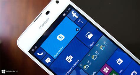 skype otrzymuje kolejne poprawki w windows 10 mobile technology news