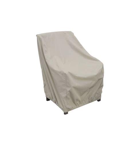 Treasure Garden Protective Furniture Covers treasure garden high back chair protective cover leisure