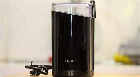 Looking for the best burr coffee grinder? Krups F203 Coffee Grinder Review • Bean Ground