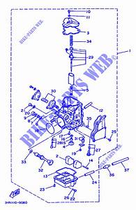 34 Yamaha Big Bear Parts Diagram