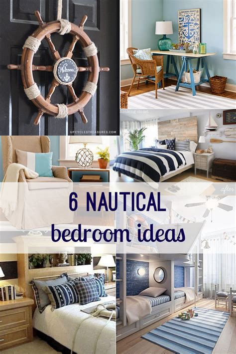 Nautical Home Decor Ideas by Nautical Bedroom Decor Ideas Home Diy