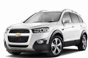 Manual Centre  2011 Chevrolet Captiva Owners Manual