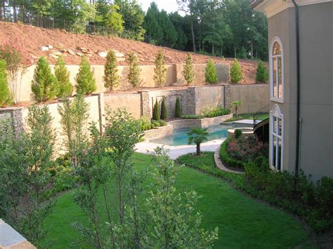 Big Backyard Landscaping Ideas by Before After Big Backyard Makeovers Landscaping Ideas