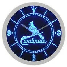 1000 images about Neon Wall Clocks Sport Teams on