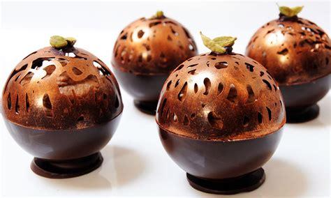 recette des spheres chocolat emilie le meilleur patissier